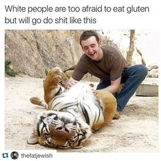 """#Repost @thefatjewish  I met a white woman recently who referred to gingerbread men as """"non-gender specific gingerbread people"""" OH FUCK OFF SUSAN (@whatsgoodny)"""