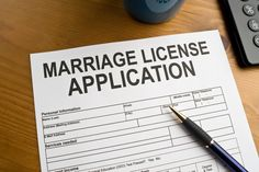 Get that marriage license. - Wedding Rules You Should Actually Follow - Photos