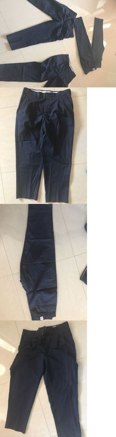 Pants and Shorts 163525: Cintas Comfort Flex Navy Blue Work Pants Size 34X30 Lot Of 3 Pants -> BUY IT NOW ONLY: $35 on eBay!