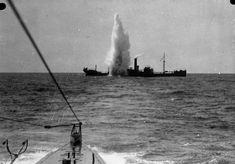 """Bundesarchiv Bild 102-00159, U-Bootkrieg, britisches Schiff """"Maplewood"""" - Erster Weltkrieg – Wikipedia"""