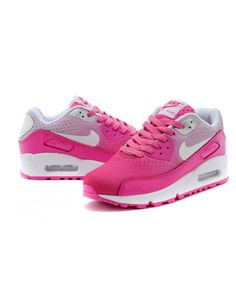 quality design 2f720 14f0b 2017 Nike Air Max 90 Pink KI073 771 Trainer UK To meet the young people on