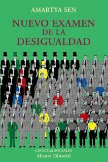 Nuevo examen de la desigualdad / New test of inequality (El Libro Universitario. Ensayo) (Spanish Edition) , 978-8420629513, Amartya Sen, Alianza Editorial Sa; 1 edition