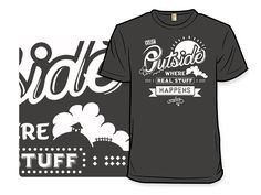i love this shirt! @Jessica Reed Visit Outside for $12