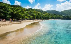 Princess Margaret Beach, in Bequia.