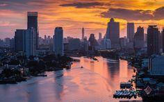 Défi photo Bangkok