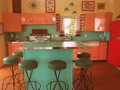 25 Best Vintage 50 S Metal Kitchen Cabinets Images Metal