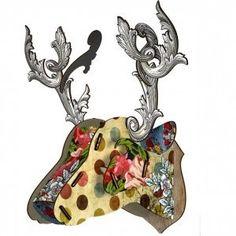 tip top trophy deer head by miho unexpected things