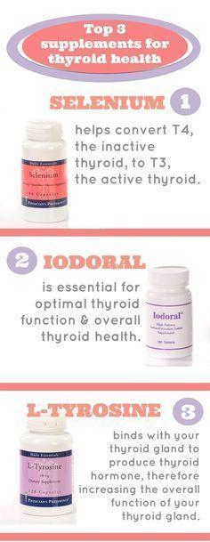 Supplement for thyroid health. #OurWellnessRevolution #Thyroidproblemsanddiet #Therightdietformythyroid
