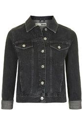 MOTO Black Ecru Western Jacket