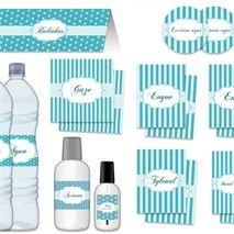 Kit Toilet - Tuty - Arte & Mimos www.tuty.com.br #festa #personalizada #party #tuty #aniversario #bday #casamento #wedding #paper #printable