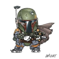 B is for Boba by *joewight on deviantART