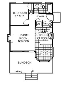 House Plan chp-914 at COOLhouseplans.com