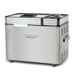 Cuisinart Bread Maker Machine w/ Gluten-Loose  15 Other Settings