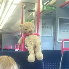 Lost on 14/07/2015 @ Paddington Station. Spencer Bear lost on the 17:07 First Great Western Train from Paddington to Bristol Temple Meads on 14/07/15. Carriage F seats with a table. He was left on the train when we got out at Newbury. He ... Visit: https://whiteboomerang.com/lostteddy/msg/dj6abv (Posted by Matt on 15/07/2015)