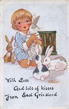 Agnes Richardson card   eBay