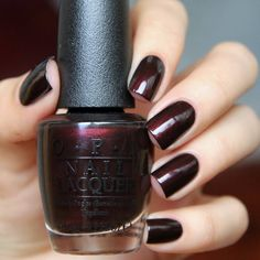 #OPI Midnight In Moscow