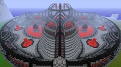 Nether Spawn Minecraft Project