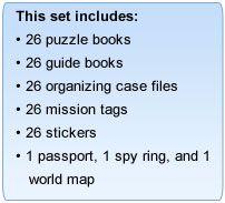 Top Secret Adventures™ World Tour Bundle