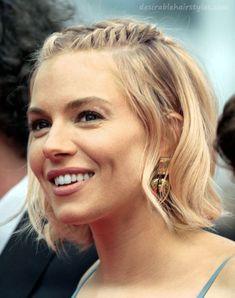 40 Seamless Braid Styles For Short Hair - 6 #ShortHairstyles