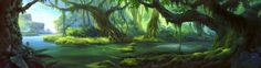 rain forest L by Claire-Liu on deviantART