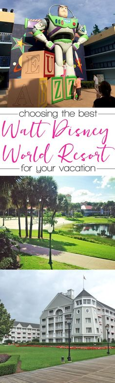 Disney World resorts: which is the best choice for you?