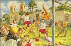 en_el_recreo, Jesús Helguera