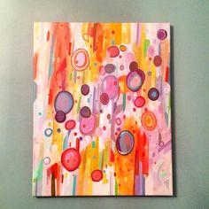 Original Artwork. #chriscromwell #art #painting #abstract #creativity #arts #canada #bright #design