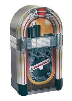 Art Deco Dose Juke Box