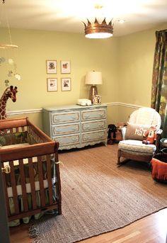 Mason's nursery. #nursery