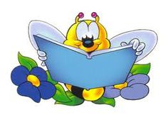 Ballagásra - mottók - kovacsneagi.qwqw.hu Cute Bee, Cute Clipart, Journal Themes, Tatty Teddy, Bee Theme, Gif Animé, Bee Happy, Butterfly Art, Classroom Themes