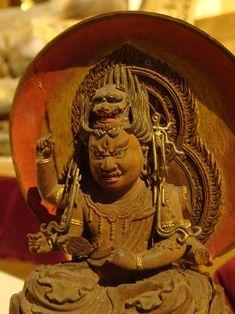 Japanese Buddhism, Buddha, Statue, Sculptures, Sculpture