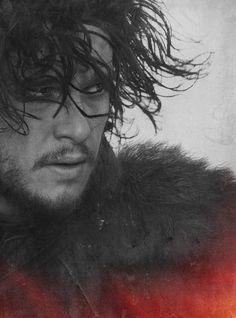Game of Thrones - Season 4 - Jon Snow