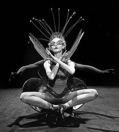 1953 ... modern dance