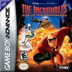 Emularoms: The Incredibles: Rise of the Underminer ( BR ) [ G...