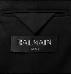 Symmetry Symptom #balmain #menswear
