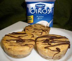 Dannon® Oikos® Greek Yogurt Pumpkin Cheesecake