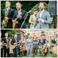 Credit @dottedcrotchets #månszelmerlöw #wedding #goals