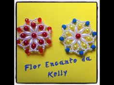 Flor De Perolas Kelly - YouTube