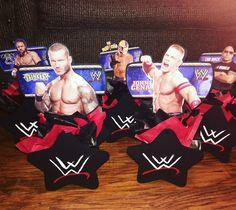 WWE Centerpieces