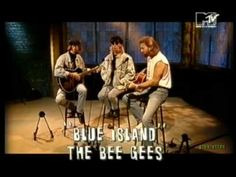 Bee Gees - Blue Island (MTV Most Wanted 1993)
