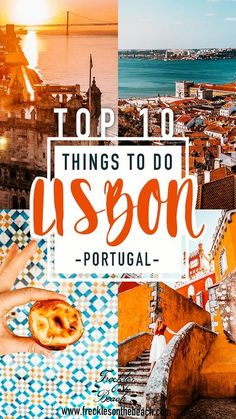 Top 10X Things to do in Lisbon, Portugal. When you travel in Portugal, you cannot miss lisbon, which is the best portugal has to offer! Discover the best lisbon food, beautiful photography aesthetics, where to stay and what to do, like the alfama neighbourhood in the centre of lisbon.   | lisbon portugal things to do in - lisbon portugal travel - lisbon travel - portugal travel - lisbon portugal photography - lisbon food - lisbon portugal food #lisbon #lisbonportugal #lisbonthingstodo #portugal Portugal Vacation, Portugal Travel Guide, Europe Travel Guide, Spain Travel, Travel Destinations, Best Resorts In Maldives, Maldives Travel, Algarve, Amsterdam Travel Guide