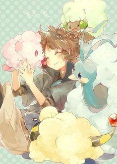 A bunch of really fluffy Pokemon. Pokemon People, Pokemon Ships, All Pokemon, Pokemon Fan Art, Pokemon Games, Cute Pokemon, Pokemon Store, Lugia, Chibi