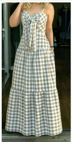 Modest Dresses, Simple Dresses, Pretty Dresses, Casual Dresses, Dress Neck Designs, Designs For Dresses, Blouse Designs, Dress Outfits, Fashion Outfits