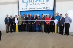 On October 19th, Glazer's officially opened its new distribution center in San Antonio with a day-long celebration featuring an official ribbon-cutting ceremony and Glazer's first National Truck Safety Rodeo.