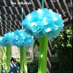 Sea Decorations jellyfish party decor