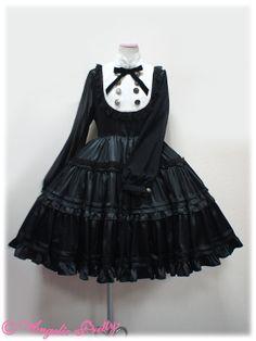 Angelic Pretty Secret Mansion OP in black