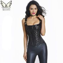 corset  waist trainer corsets corselet lingerie corset gothic clothing steampunk sexy corset and bustiers korsett for women //Price: $US $17.99 & Up To 18% Cashback //     #steampunk