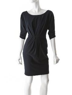 Abigail Spencer's Black Halo Sheath Dress... NECESSITOUS!