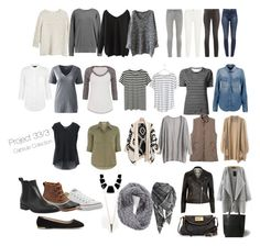 Project 333 by katesquared on Polyvore featuring polyvore, fashion, style, Jaeger, MANGO, Splendid, maurices, Dorothy Perkins, Current/Elliott, Lands' End, Étoile Isabel Marant, Proenza Schouler, Madewell, WithChic, River Island, Acne Studios, Frame Denim, Just Cavalli, J Brand, Office, Calvin Klein, SOREL, Converse, Marc by Marc Jacobs, Abercrombie & Fitch, Loren Stewart, Karen Kane, Collection XIIX and clothing