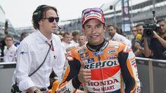 .@marcmarquez93 alargó la alegría con la que se fue de vacaciones. @laura_elliot_ en @abc_es: http://repsol.info/QHtEY #IndyGP #MotoGP #2015